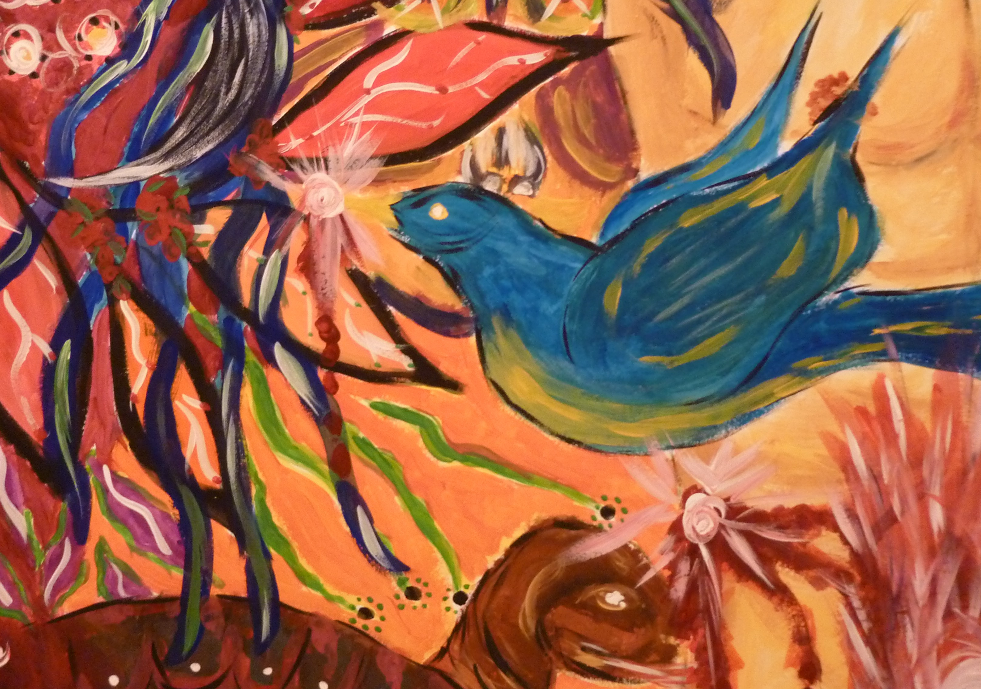 painting from within a genus of originality yours katharine weinmann