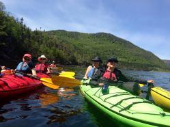 NL Kayaking by Caroline Swan